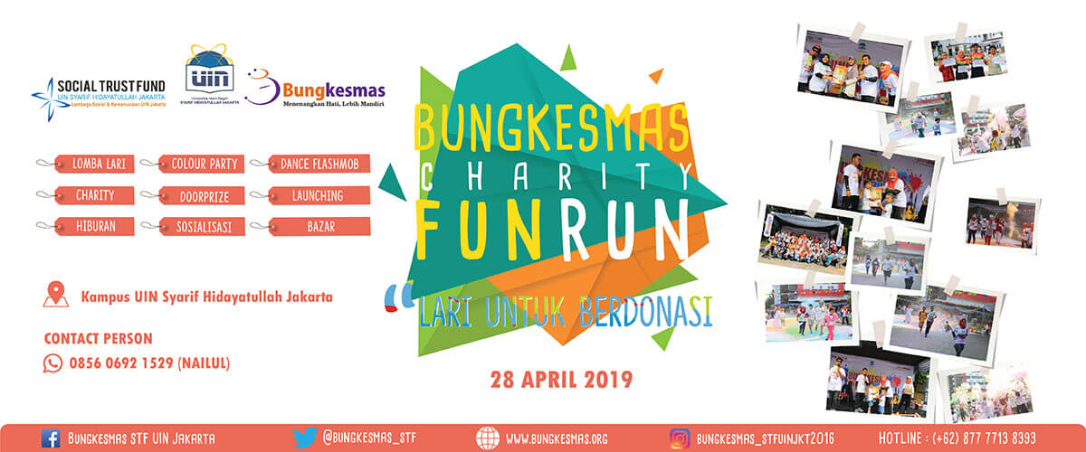 Bungkesmas Charity for Run